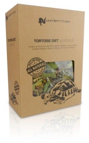 Juvenile Tortoise Food